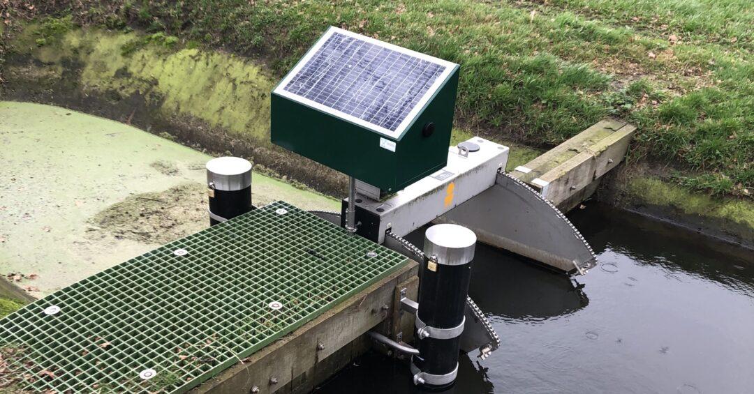CSB, Compacte Solar Besturing